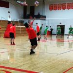 Boys Volleyball drops close match to Yellow Jackets