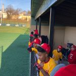 Boys Varsity Baseball falls to McNick in first league game