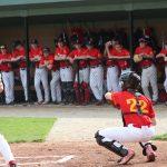 Boys Varsity Baseball falls to Princeton in Jackie Robinson Classic
