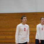 Boys Varsity Volleyball falls to Hamilton High School (Ohio) 3 – 0