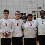 Boys Varsity Volleyball falls to Bishop Fenwick 3 – 0