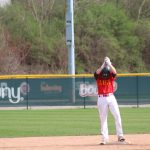 Baseball beats Archbishop Alter for 1st GCL win of the season