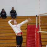 Boys Varsity Volleyball falls to Carroll 3 – 0