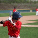 Baseball pushes top ranked Badin to the limits