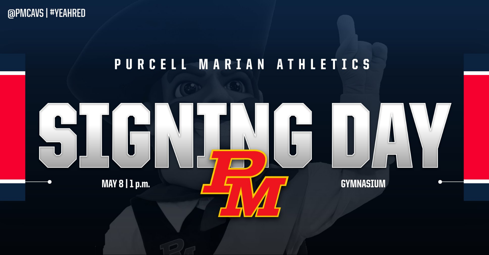 Signing day set for Wednesday, May 8