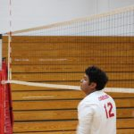 Boys Varsity Volleyball falls to Archbishop McNicholas High School – 3 – 0