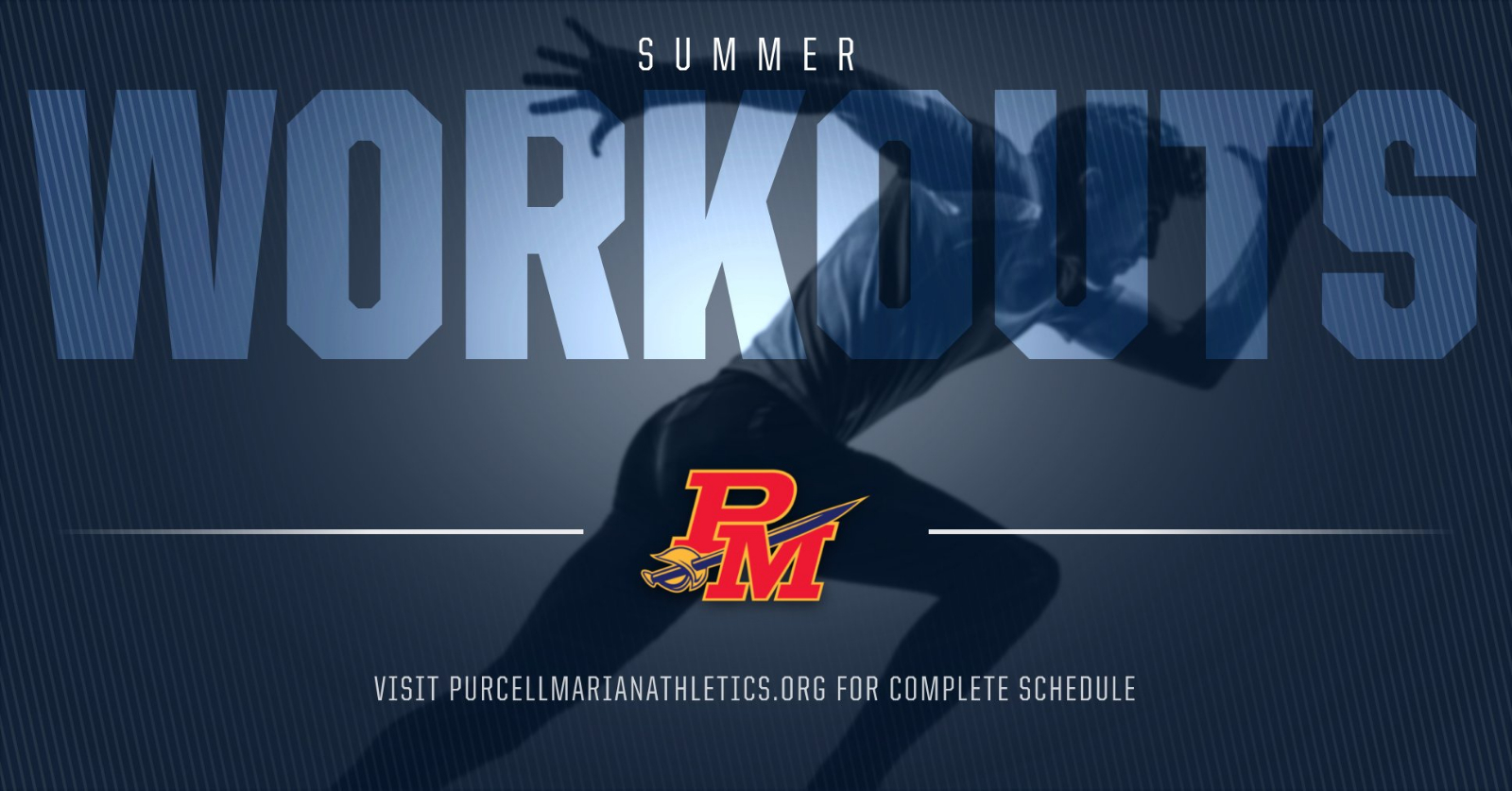 The Summer Workout Schedule Is Now Posted