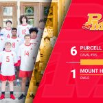 Boys Varsity Soccer beats Mount Healthy 6 – 1
