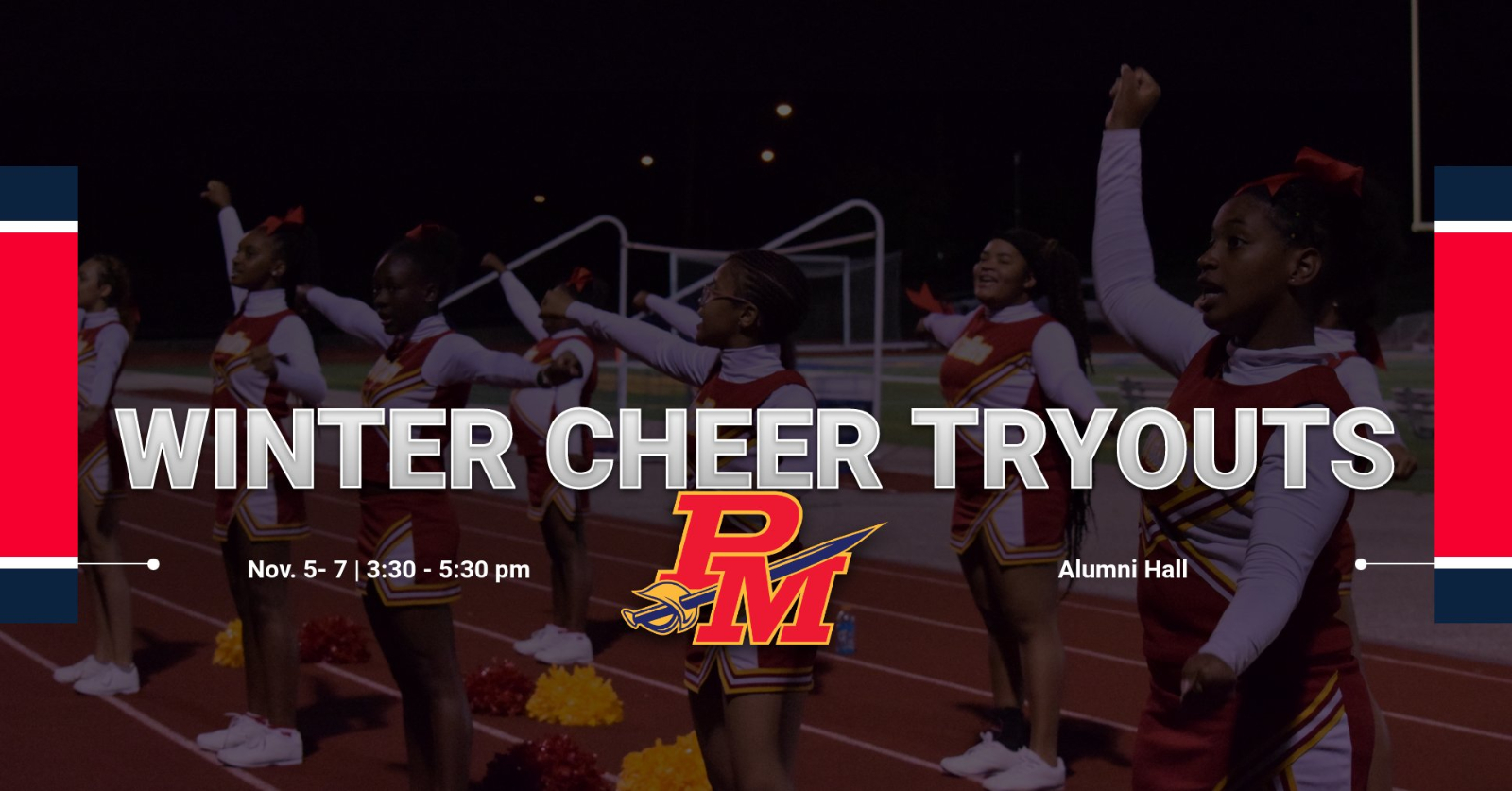 Winter Cheer Tryouts