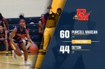 Girls Varsity Basketball beats Seton 60 – 44