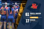 Girls Varsity Basketball beats Archbishop Mc Nicholas 61 – 17