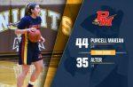 Girls Varsity Basketball beats Alter 44 – 35