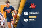 Girls Varsity Basketball beats Carroll 54 – 49