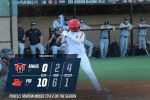 Boys Varsity Baseball beats Mount Healthy 10 – 0