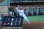 Baseball rallies late to beat the Cincinnati Trailblazers