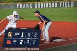 Baseball beats Roger Bacon 2-1 to Split the Season Series