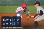 Baseball Beats Norwood 9-1 Behind a Great Pitching Performance by Isaiah Smiley