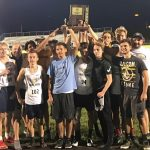 FC Boys Track Wins First Sectional Title in School History