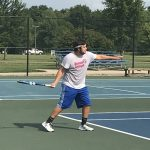 Mustang Tennis Opens Today