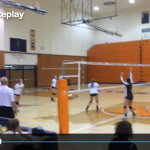 Video: Varsity Volleyball