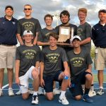 MUSTANG TENNIS WINS SECTIONAL
