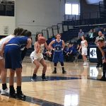 Lady Mustangs Defeat Carroll
