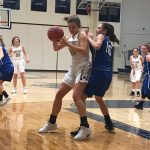 Girls B-ball Hosts North Montgomery for Scrimmage Wednesday, Oct 30.