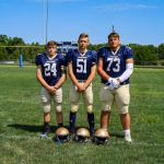 Mustang Football Opens Friday at Southmont