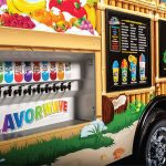 Friday FB at FC – Kona Ice Night, Mustang Maniac Tailgate, JH Recognition
