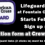 Lifeguard Classes Offered at FC
