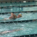 Girls Varsity Swimming falls to South Putnam 92 – 81