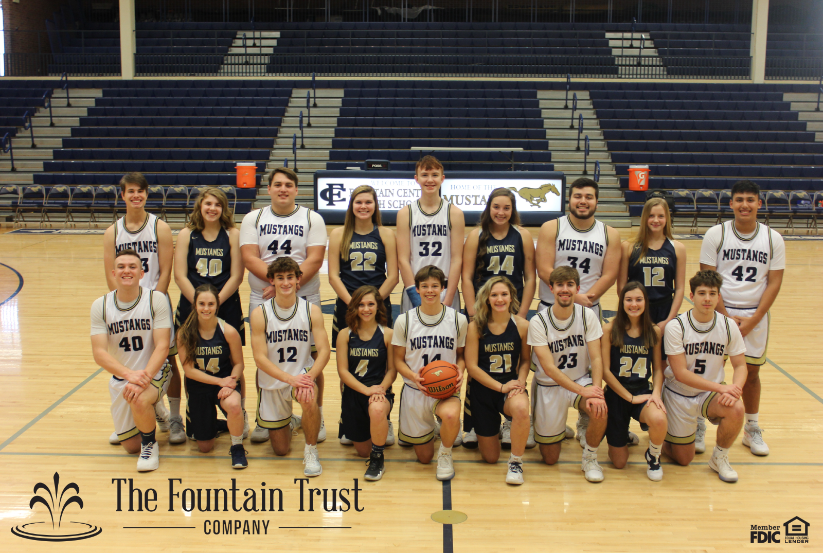 Autograph Night at FC – Friday – Girls/Boys DH – Mustangs Host North Newton
