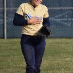Meet Alexis Griffin – Mustang Senior Softball Player 2020
