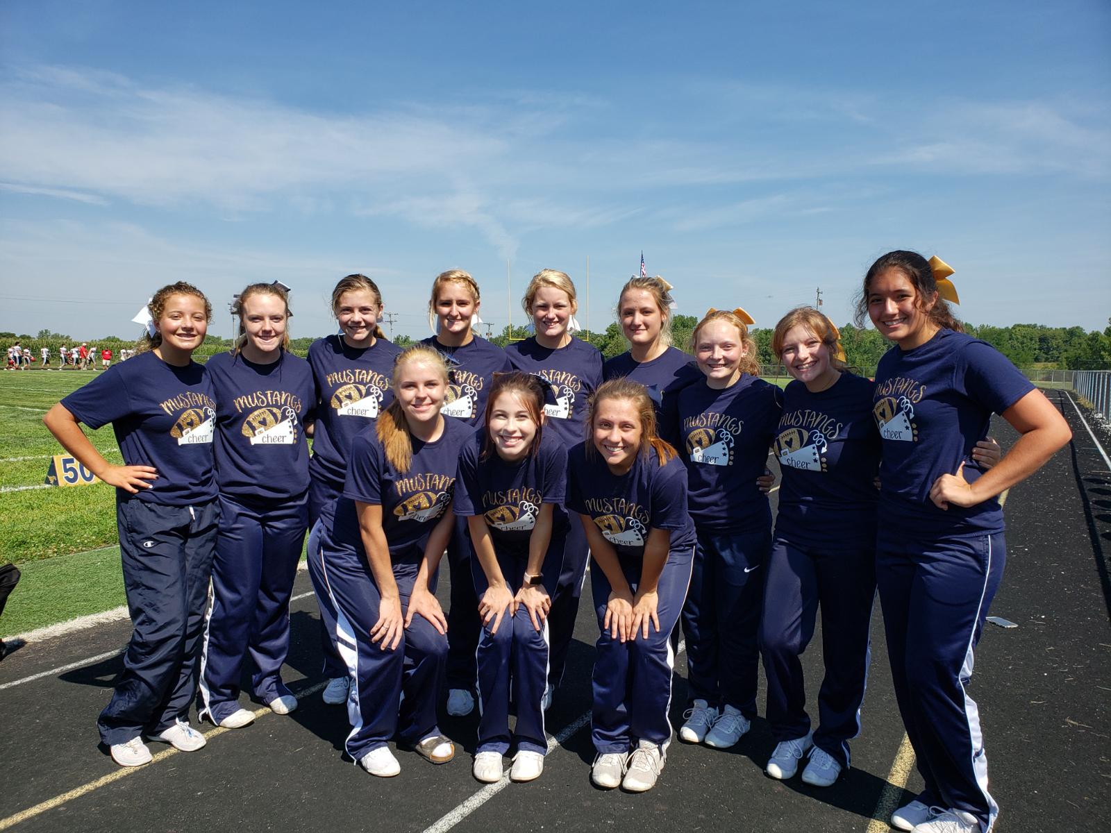 2020 FC JV/Varsity Cheerleaders