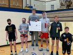 FC Wrestlers Frazee, Frazee, Melvin, and Alexander Advance to Regional