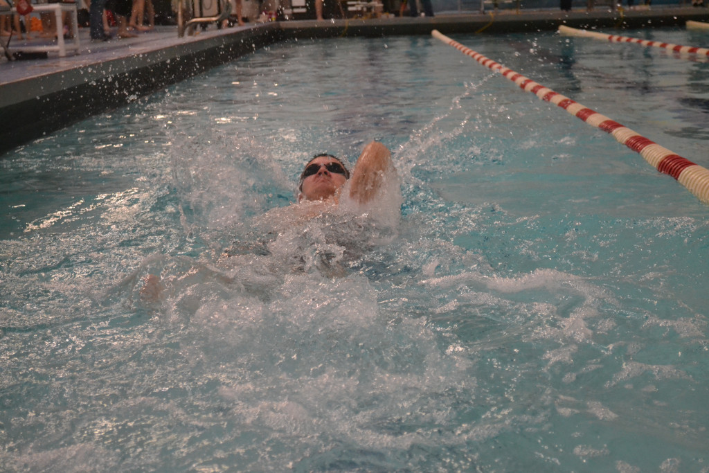 H.S. SWIMMING:  Male Athletes Needed!
