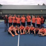 Varsity Boys Tennis – Good Luck at States!