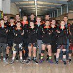 Coed Varsity Wrestling beats Bullock Creek 48 – 36