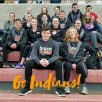 Coed Varsity Swimming finishes 4th place at Independent Swim Conference Championship