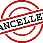 Varsity Boys Golf:  April 17th Match Cancelled