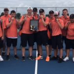 VARSITY BOYS TENNIS RECEIVES HONORS!