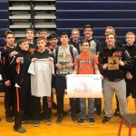 WRESTLERS SHINE AT SAGINAW COUNTY MEET!