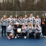 VARSITY GIRLS TENNIS:  Good Luck at States!