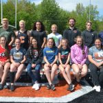TRACK & FIELD ATHLETES READY TO MAKE MEMORIES AT STATES ON SATURDAY!