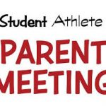H.S. FALL PARENT/ATHLETE MEETING