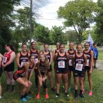Girls Varsity Cross Country finishes 10th at Birch Run Early Invitational