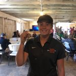 Taylor Gross cards school record 18 hole score at Ithaca Fall Swing