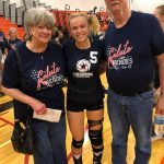 Austin Honored at 2019 Military Classic Volleyball