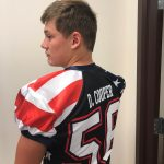 Ryleigh Qualls (#56) to Honor Dale Cooper at Military Classic VII