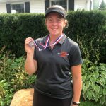Girls Varsity Golf finishes 4th place at Dick's Sporting Goods Invitational